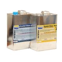 Crystal Clear 202 (A+B) 6,9 кг. Прозрачный пластик
