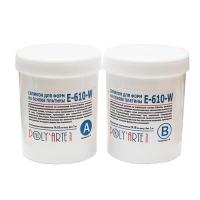 E-610W (A+B) 2 кг Силикон