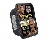 Monster Clay Hard 4,5 Lb (2,05 кг) пластилин без содержания серы