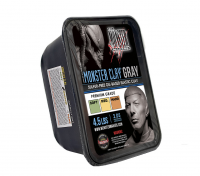 Monster Clay GRAY Medium 4,5 Lb (2,05 кг) пластилин без содержания серы