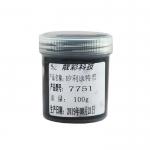 Краситель для силикона 100 гр. цв. Чёрный